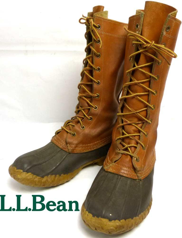 エルエルビーン  L.L.Bean ロング ビーンブーツ / ガムシューズ 5M(24cm相当)(レディース)【中古】