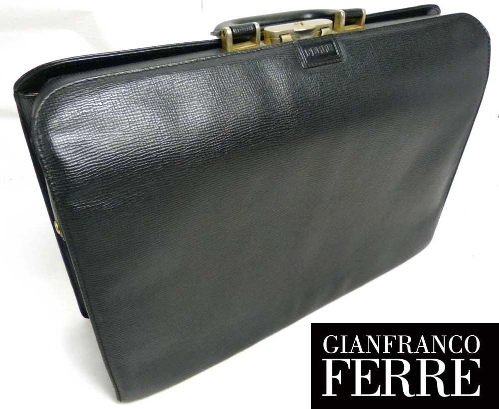 ジャンフランコフェレ GIANFRANCO FERRE ブリーフケース / ビジネスバッグ【中古】