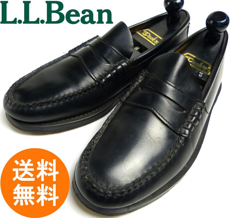 エルエルビーン L.L.Bean コイン(ペニー)ローファー 9D(27cm相当)(メンズ)【中古】