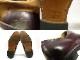 USA製ジョンストン&マーフィー Johnston & Murphy キャップトゥシューズ 8 1/2 3E/E(26.5-27cm相当)(メンズ)【中古】【送料無料】