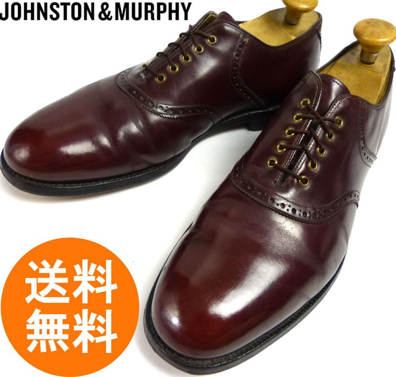 ジョンストン&マーフィー JOHNSTON & MURPHY  Heritage レザーサドルシューズ US12C/A(29~29.5cm相当)(メンズ)(ビッグサイズ)【中古】