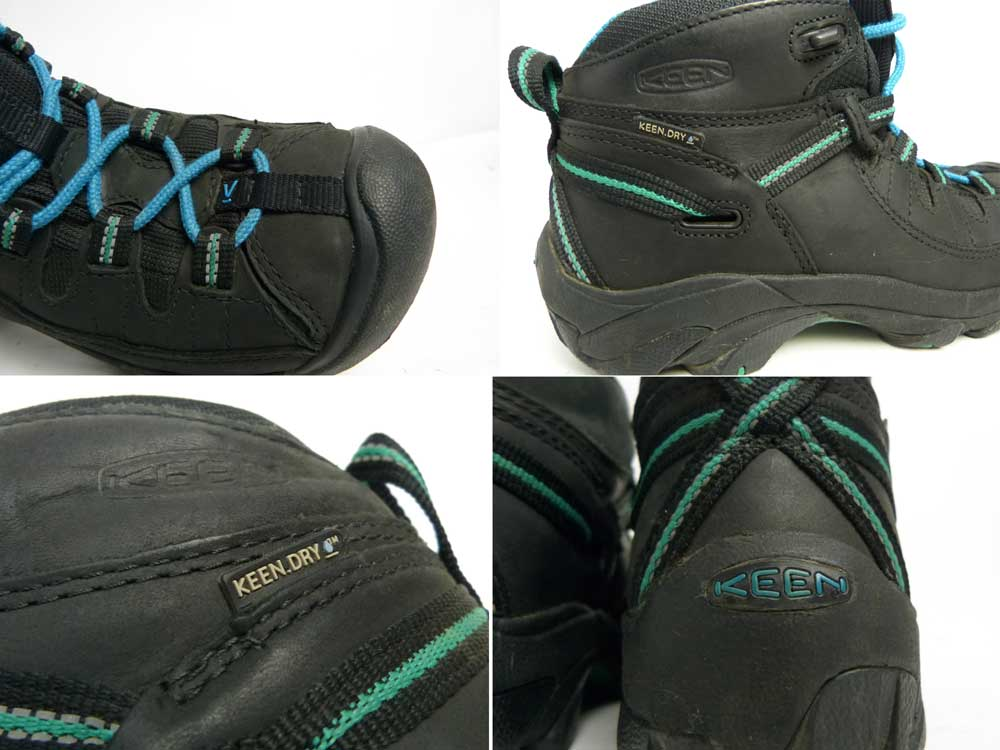 キーン KEEN 5217 ターギー /トレッキングシューズ /ブーツ US7(24cm相当)(レディース)【中古】