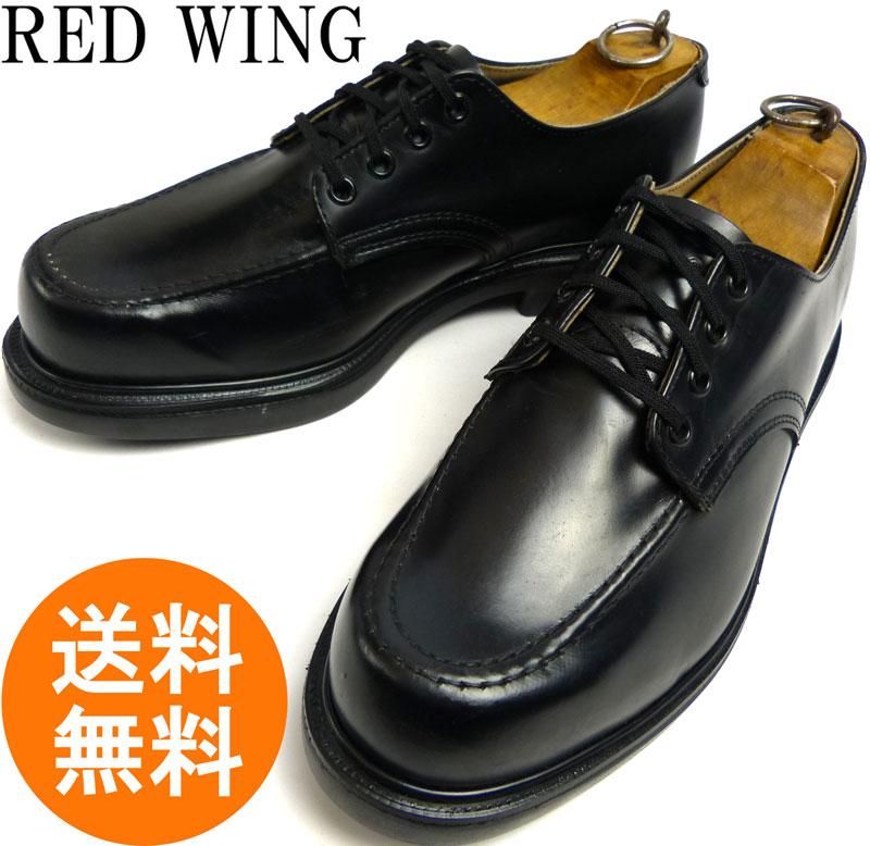 レッドウィング #106 Red Wing Postman ポストマン Uチップ シューズ 9EE(27cm相当)( メンズ )【中古】【送料無料】