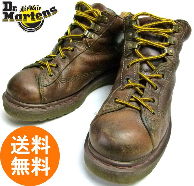 イングランド(英国)製 ドクターマーチン Dr.Martens 7ホール ブーツ UK7(25.5cm相当)( メンズ )【中古】【送料無料】