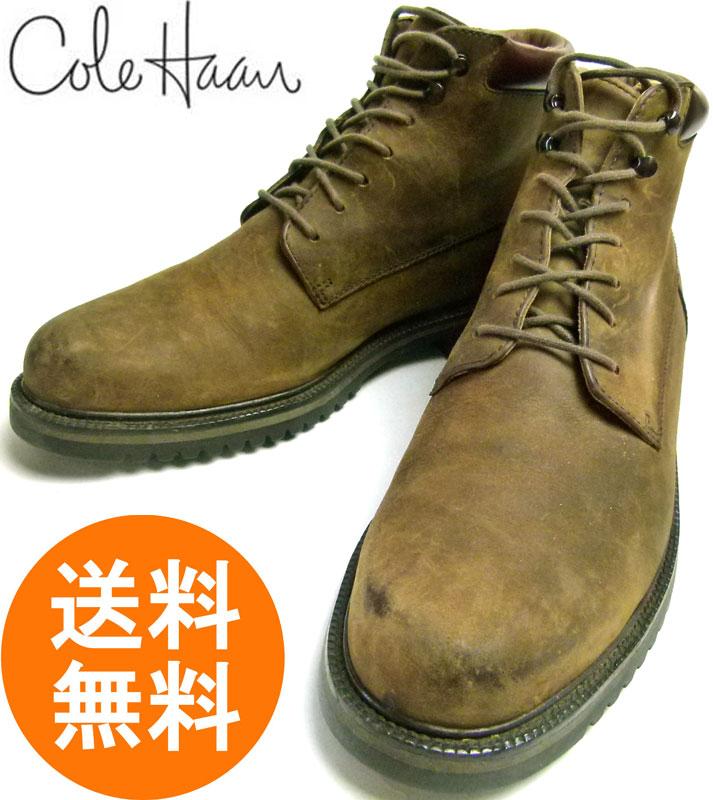 コールハーン Cole Haan スエードブーツ 9 1/2M(27.5cm相当)( メンズ )【中古】【送料無料】