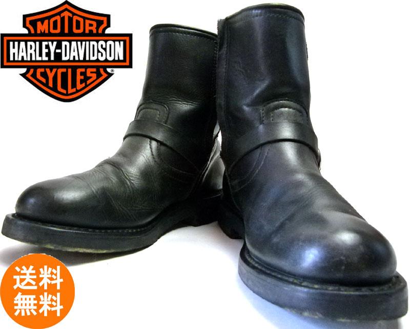 ハーレーダビッドソン Harley-Davidson エンジニアブーツUS9 1/2(27.5cm相当)( メンズ )【中古】【送料無料】