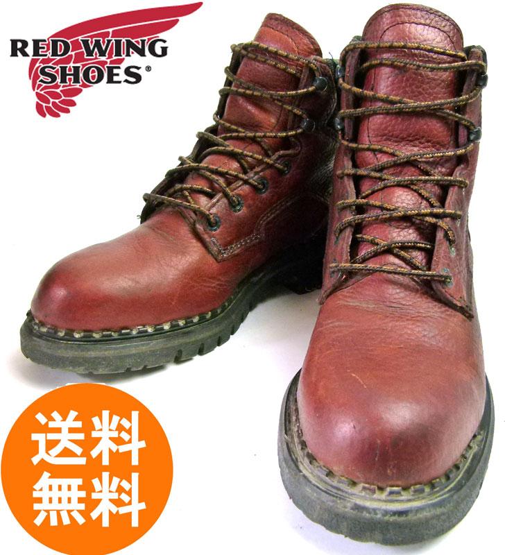 REDWING レッドウィング #2326 USA製編み上げワークブーツ  6 1/2(23.5cm相当)レディース)【中古】【送料無料】