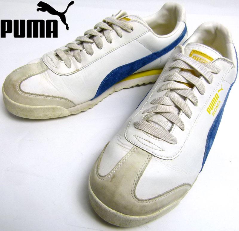 プーマ ローマ PUMA ROMA スニーカー US9 1/2(27.5cm相当)【中古】