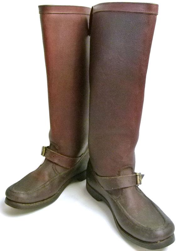 【希少】ゴーキー GOKEY 1960−70s スネークブーツ (26.5〜27cm相当) 【送料無料】【中古】