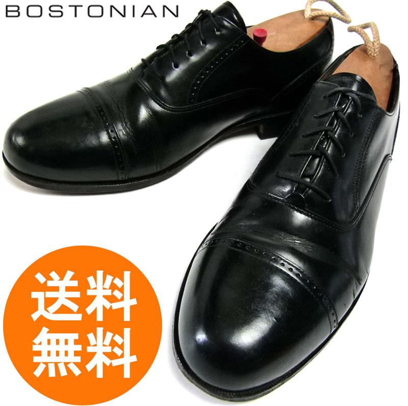 ボストニアン BOSTONIAN CLASSICS ストレートチップシューズ 9 1/2M(27.5cm相当)【中古】