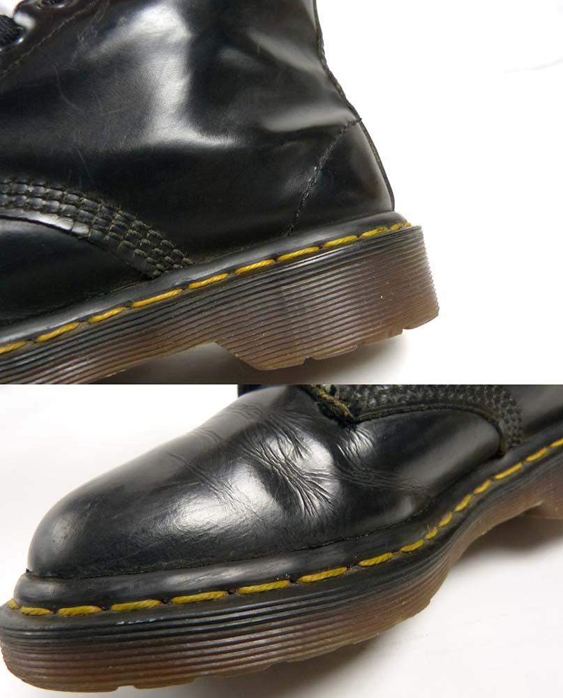 ドクターマーチン Dr.Martens 英国製 8ホールブーツ UK3(22cm相当)(レディース)【中古】【送料無料】