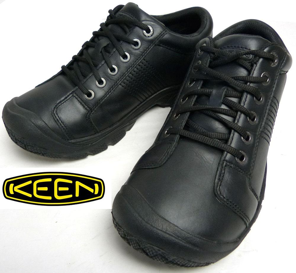 キーン KEEN PTC オックスフォード/スニーカー/ワークシューズ US11(29cm相当)(メンズ)【中古】