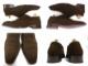 コルティナ Cortinaスエード キャップトゥシューズ 8 1/2(27.5cm相当)(メンズ)【中古】