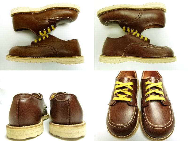 キッズ用1960s  The  Tru Fit shoe ビンテージ レザーシューズ Size 6 1/2D(箱付デッドストック)【中古】