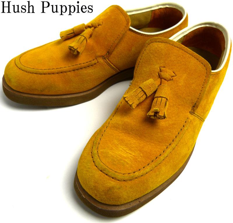 ハッシュパピー Hush Puppies エードシューズ 7 M(24cm相当)( レディース )【中古】