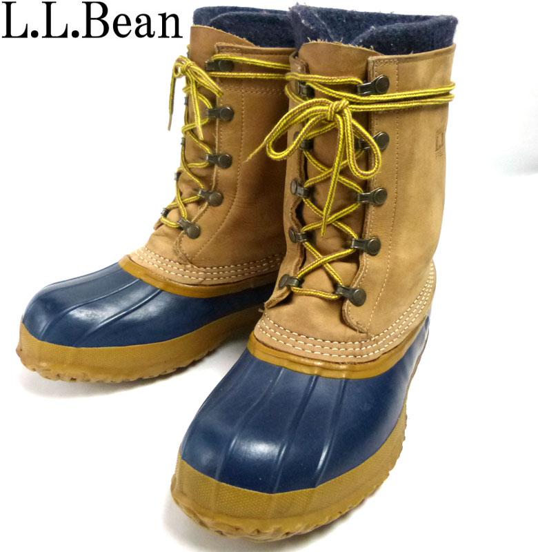 USA製 エルエルビーン L.L.Bean ウインター(ハンティング) ブーツ 8(26cm相当)(メンズ)【中古】