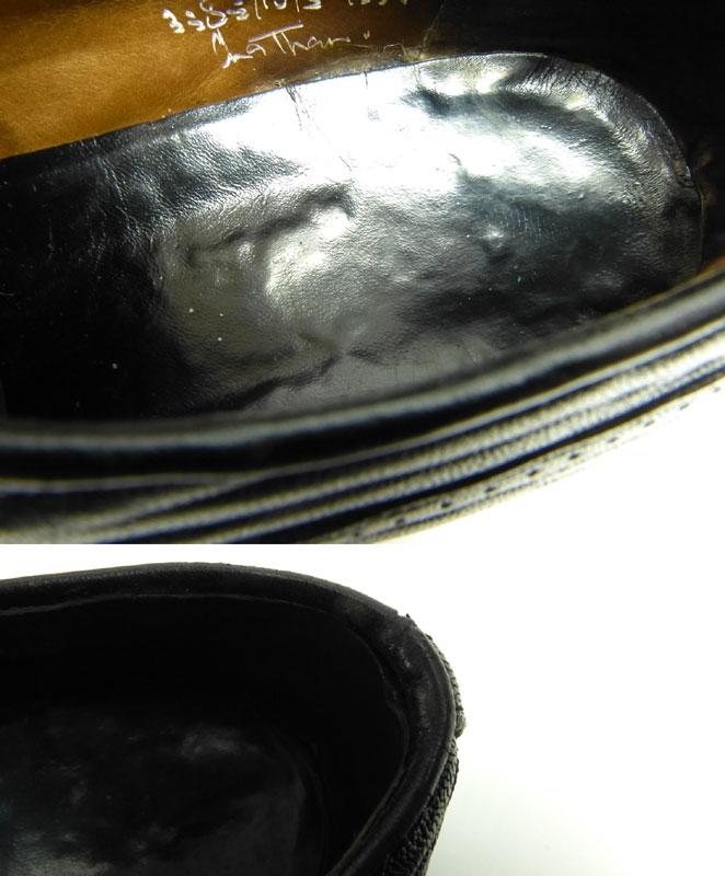 CHURCH'S オールドチャーチ レザースリッポン / ローファー UK10D(28.5cm相当) ( メンズ )【中古】【送料無料】