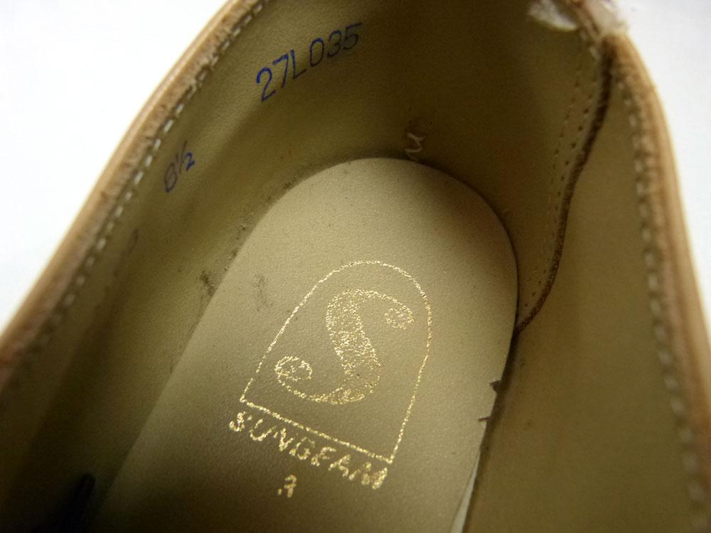 1970-80s SUNGFAM ビンテージ ボーリングシューズ 8 1/2(24.5cm相当)(レディース)【中古】