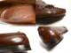 USA製 コールハーン/COLE HAAN レザーキルトローファー  (25.5-26cm相当)(メンズ)【中古】