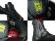 【未使用】アビレックス AVIREX サイドジップ エンジニア / バイカー ブーツ AV2100   US7(25cm相当)(メンズ)(箱付きデッドストック)【中古】