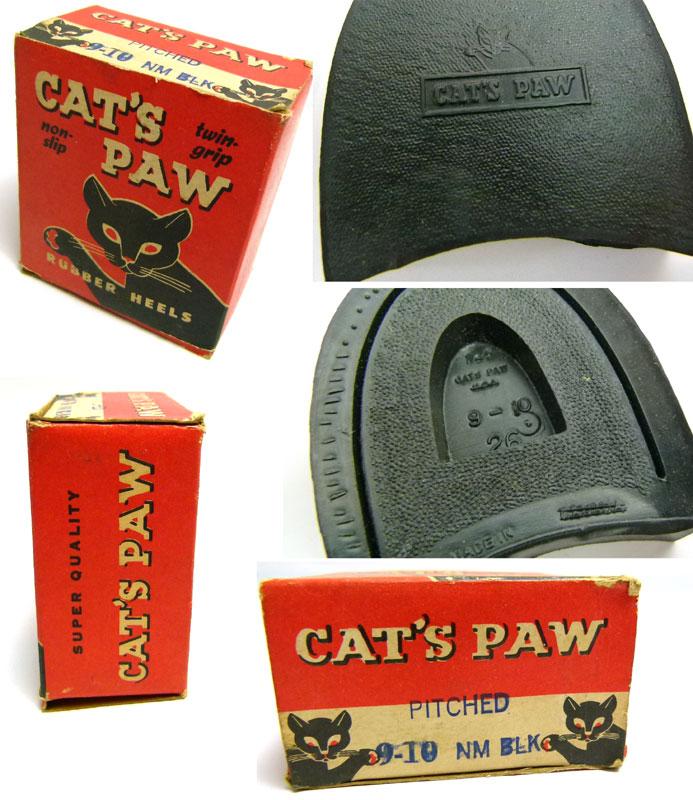 アンティーク Cat's PAW 交換用ソール9-10【中古】【デッドストック】