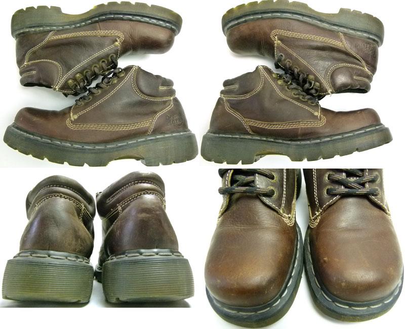イングランド(英国)製 ドクターマーチン Dr.Martens 6ホール ブーツ UK8(26.5cm相当)( メンズ )【中古】