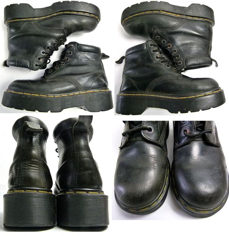 ドクターマーチン Dr.Martens イングランド(英国)製 ブーツ UK5(23.5cm相当) 【中古】【送料無料】