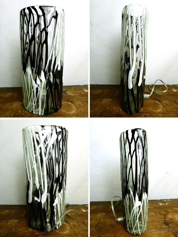 アンティーク風 テーブルランプ 卓上ランプ【中古】
