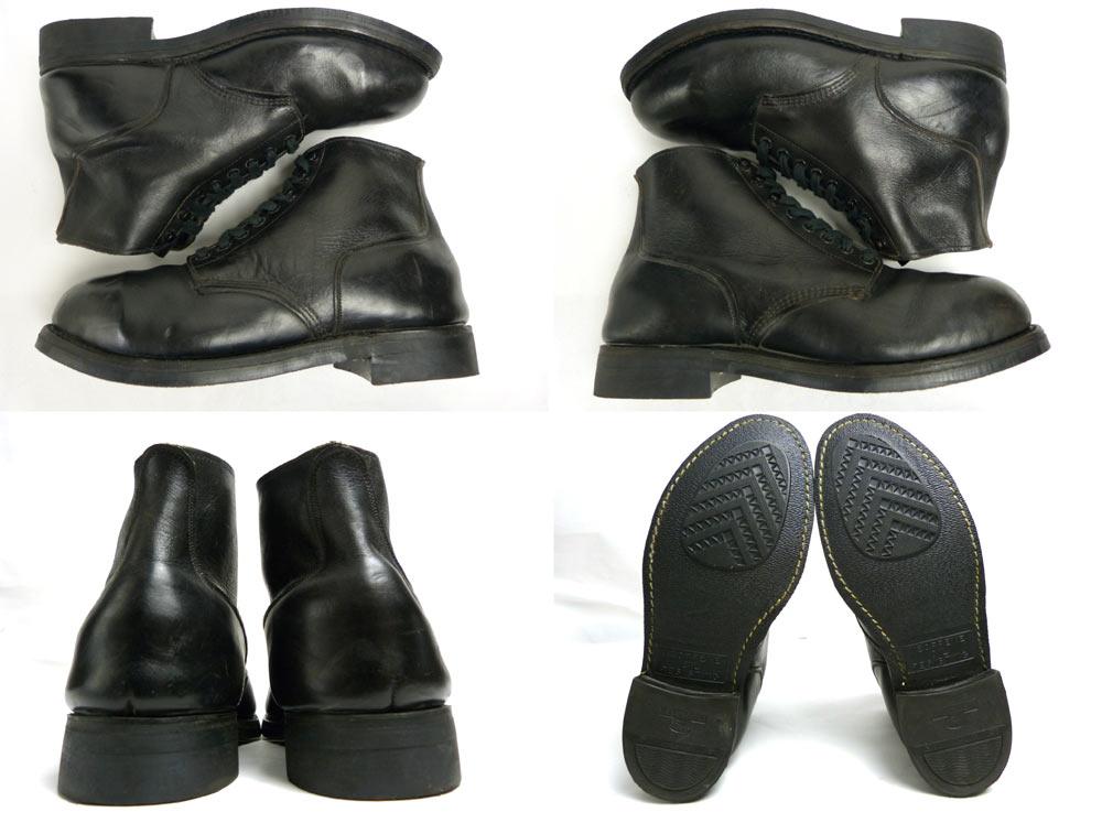 Foot-so-port supreme シュプリーム フットソーポート ワークブーツ ビンテージ  (27.5-28cm相当)(メンズ)(スチールトゥ入り)【中古】【送料無料】