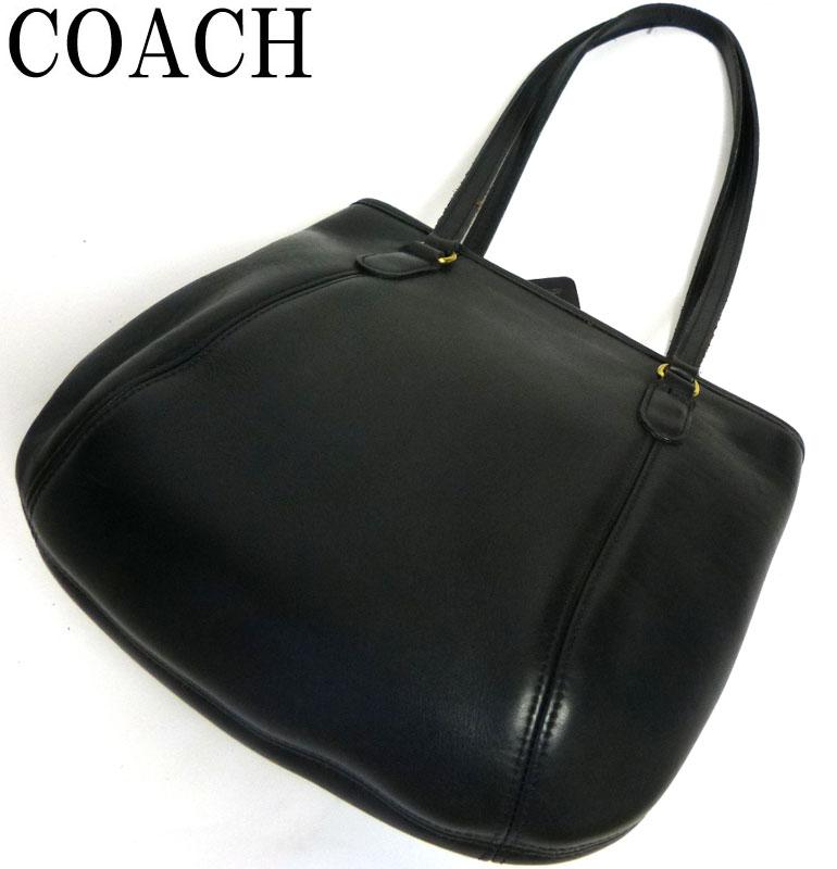 オールドコーチ OLD COACH ハンドバッグ (黒)【中古】【送料無料】