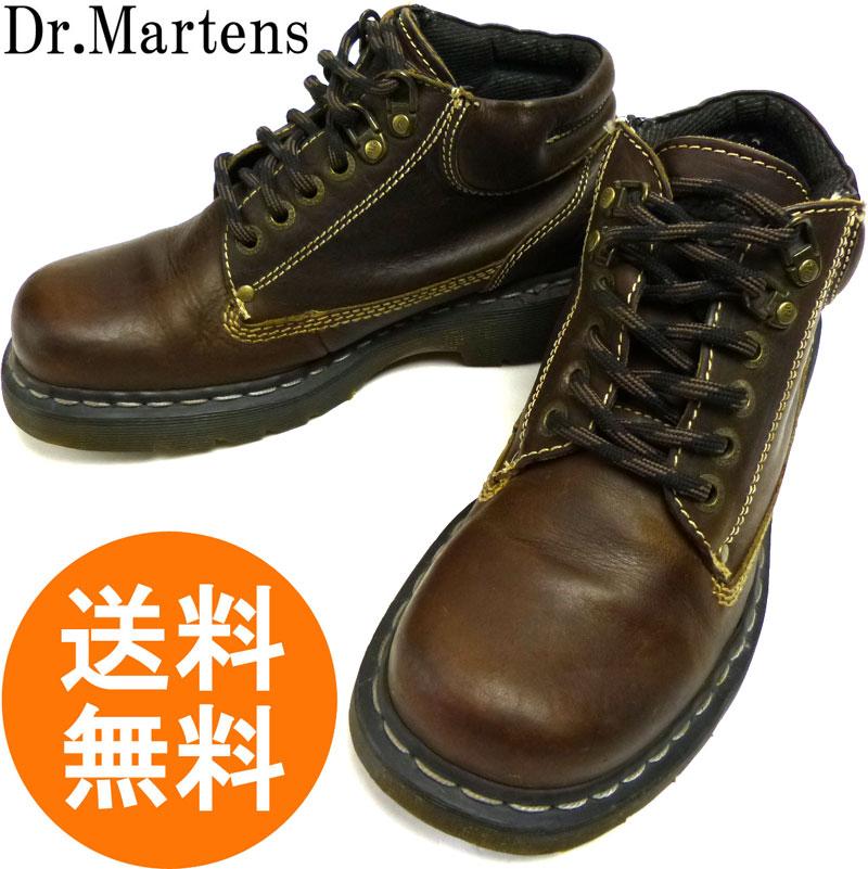 ドクターマーチン Dr.Martens イングランド(英国)製 6ホール ブーツUK8(26.5cm相当)( メンズ )【中古】