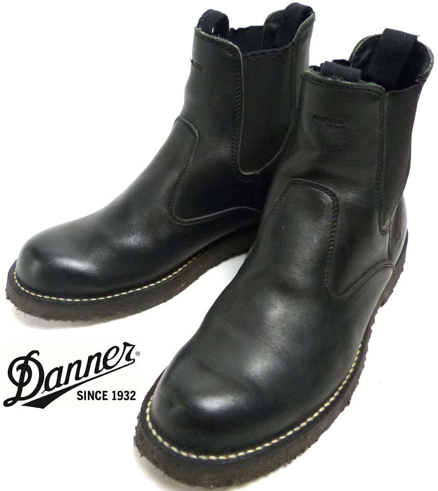 ダナー / Danner D4010 サイドゴアブーツ 6 1/2(24.5cm相当)(メンズ・レディース)【中古】