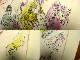 マルク・シャガール Marc Chagall 天使 / 版画 / リトグラフ【中古】【送料無料】