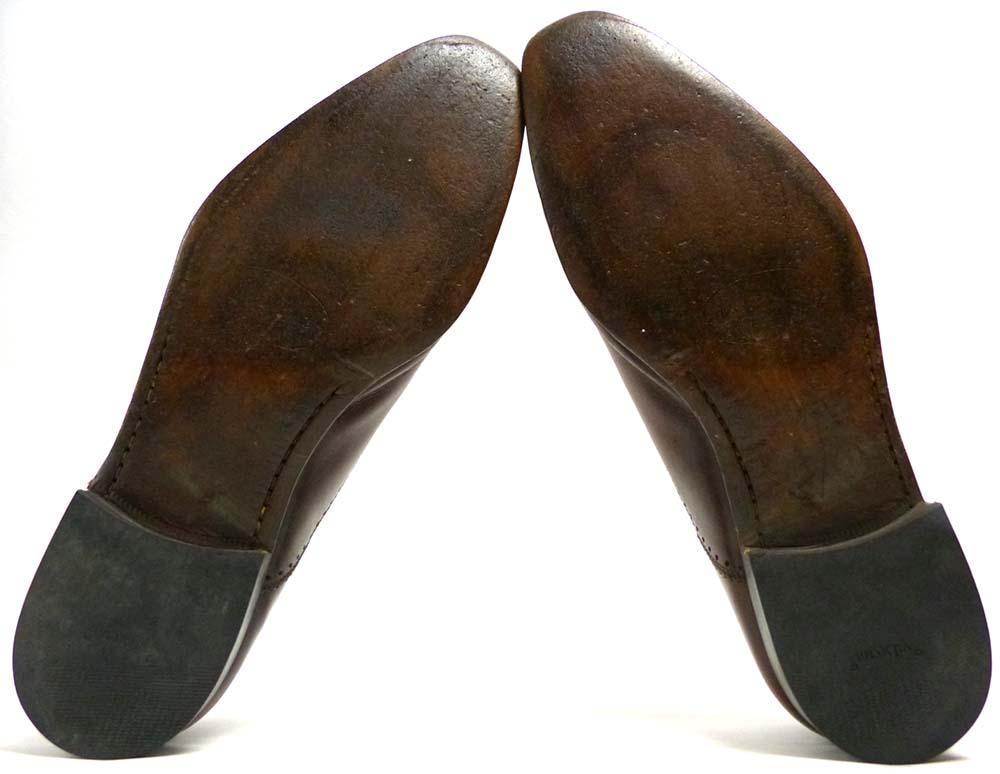 ロブス LOBB'S モンクストラップシューズ UK8(26.5-27cm相当)(メンズ)【中古】