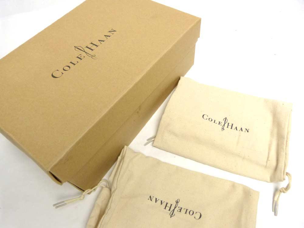 コールハーン COLE HAAN / LUCINDA AIR OX PUMP/NIKE AIR/レザーブーティ(ヒール)   6 1/2B(23cm相当)(袋・箱付き)【中古】