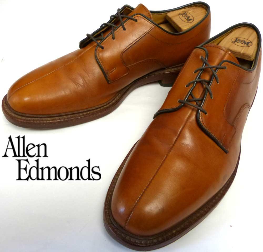 USA製 アレンエドモンズ Allen Edmonds Dickson レザーシューズ 10E(28cm相当)(メンズ)【中古】