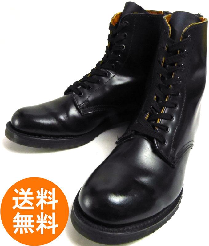 2011年製 カナダ軍 オフィサーブーツ / 編み上げワークブーツ 9EE(27cm相当)(メンズ)【中古】【送料無料】