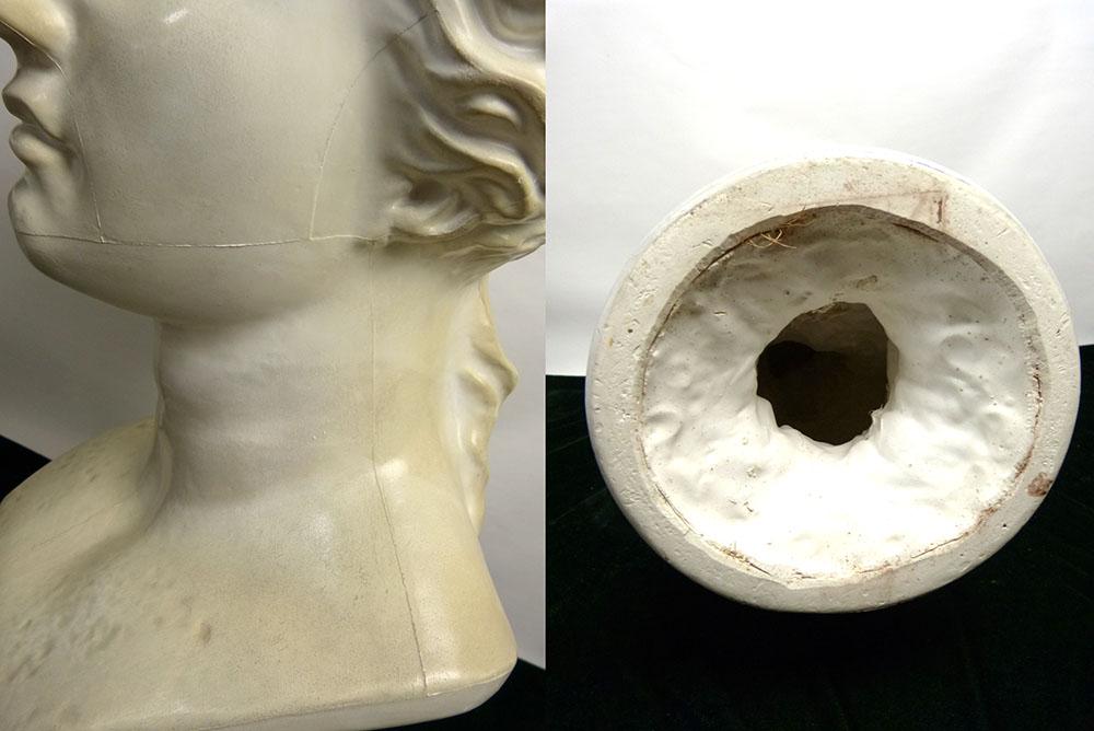 ミロ島ヴィーナス胸像 / 美術 / 西洋彫刻 石膏像 デッサン用/ オブジェ【 中古】