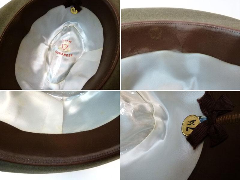 【Commander】フェルトハット/Fedra Hat 7 1/4(56.5cm相当) ( メンズ )【中古】