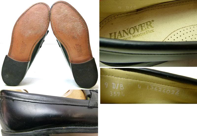 ハノーバー HANOVER レザータッセルローファー  9 D/B(27cm相当) ( メンズ )【中古】