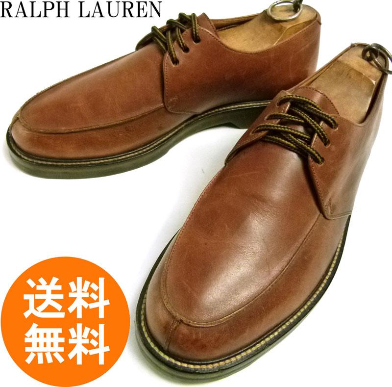 ラルフローレン POLO by Ralph Lauren Uチップシューズ 9 1/2D(27.5cm相当)( メンズ )【中古】【送料無料】