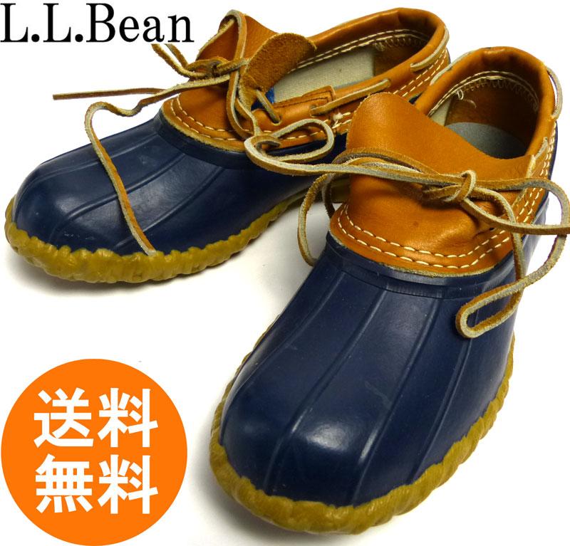 L.L.Bean(L.L.ビーン)ハンティングブーツ  ビーンブーツ 8LM(25cm相当)(レディース・メンズ)【中古】