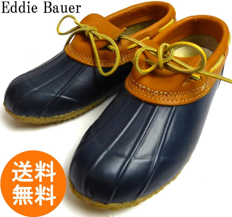 エディーバウアー Eddie Bauer ハンティング ビーンガムシューズ 9M(26cm相当)( メンズ )【中古】
