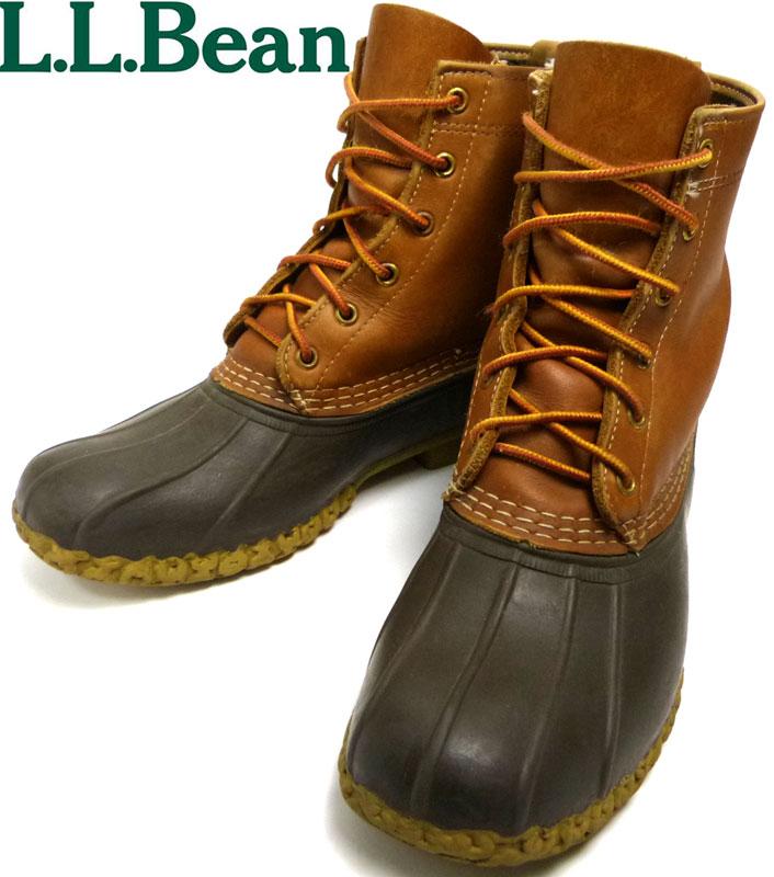 エルエルビーン L.L.Bean 6ホール ビーンブーツ ガムシューズ ハンティングブーツ (27-28cm相当)( メンズ )【中古】