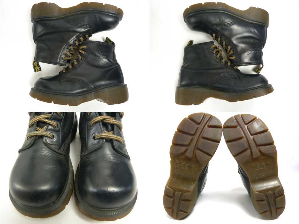 英国製 ドクターマーチン Dr.Martens 6ホール ブーツ UK5(23.5cm相当)(レディース)【中古】