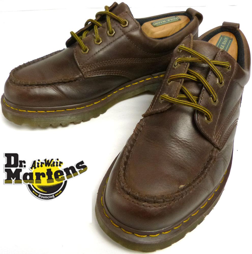 ドクターマーチン Dr.Martens 4ホールシューズ UK9(27.5cm相当)(メンズ)【中古】【送料無料】