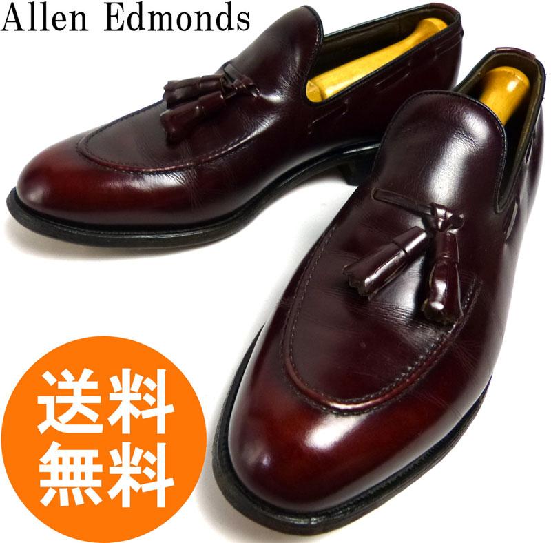 アレンエドモンズ Allen Edmonds Saratoga タッセルローファー 8(26cm相当)(メンズ)【中古】
