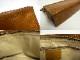 1970-80s 西ドイツ製 ゴールドファイル GOLD PFEIL セカンドバッグ / クラッチバッグ【中古】