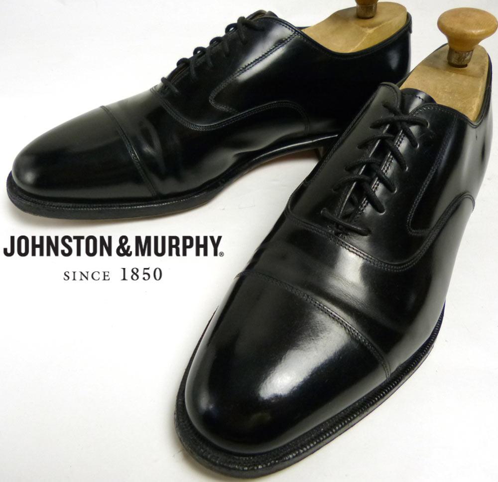 J.MURPHY by Johnston & Murphy ジョンストン&マーフィー ストレートチップシューズ 11D(29cm相当)(メンズ)【中古】