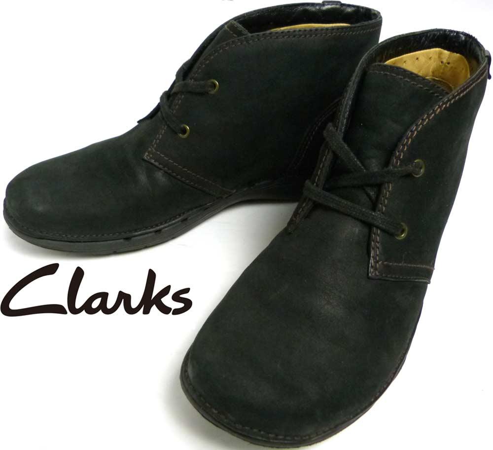 クラークス Clarks un structuredスニーカー 6M(22.5-23cm)(レディース)【中古】